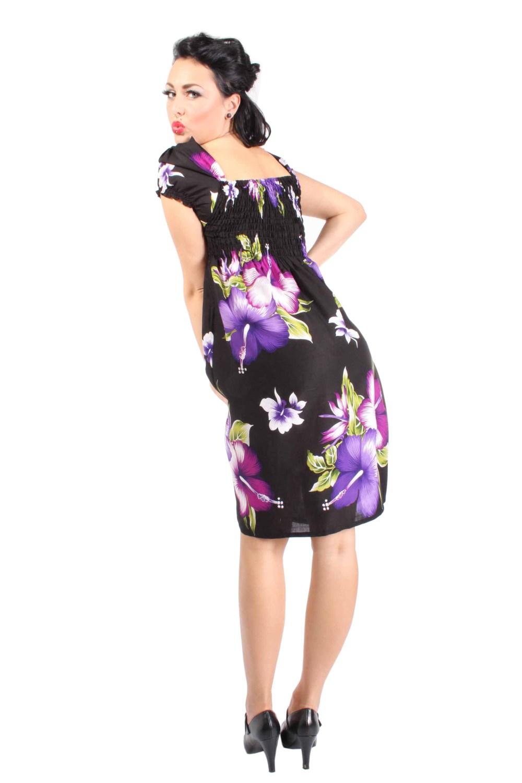 hibiskus bl ten hawaii flower carmen puff rmel blumen. Black Bedroom Furniture Sets. Home Design Ideas