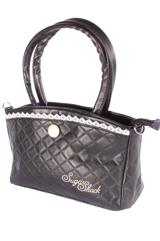 retro Argyle Henkeltasche rockabilly Diamond Handtasche Tasche gesteppt