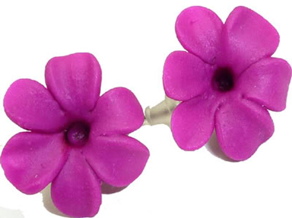 Cherry Blossom pin up Hawaii Flower Hibiskus Ohrstecker